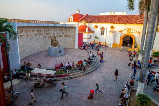 Centro Tapachula, Oaxaca. Sur de México / Foto: Stefano Morrone