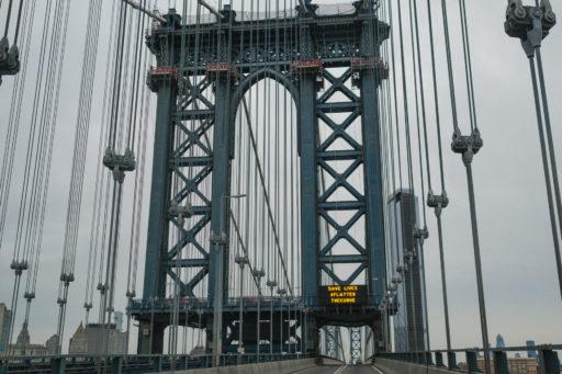 Arien Chang. George Washington Bridge, Nueva York.