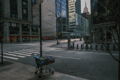 Arien Chang. Downtown Manhattan, Nueva York.