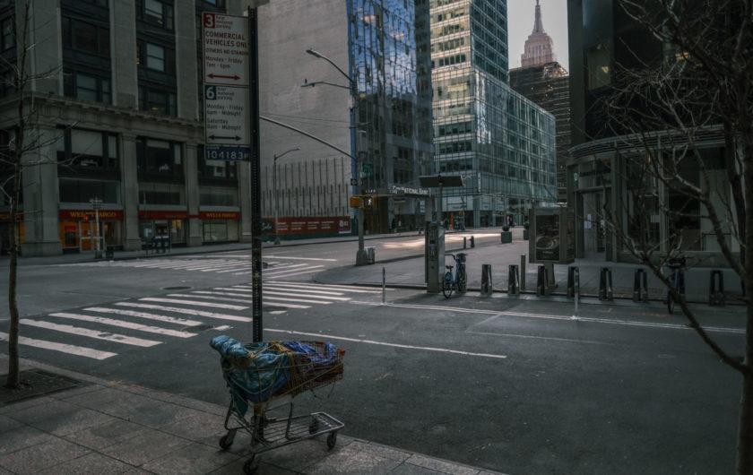 Arien Chang. Downtown Manhattan, Nueva York.