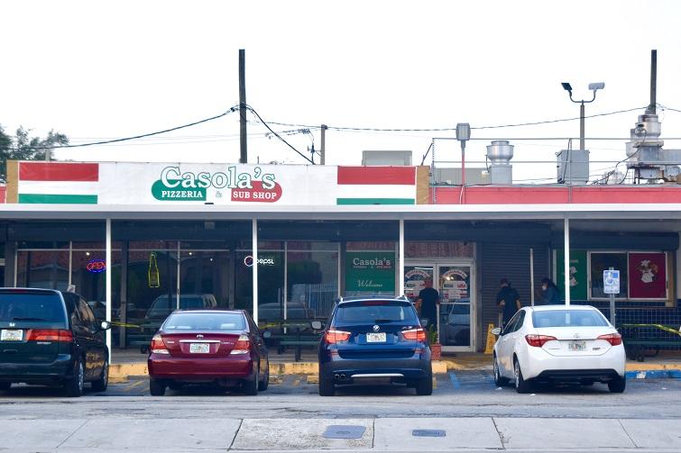 Casola´s Pizzería, Miami / Foto: Legna Rodríguez Iglesias