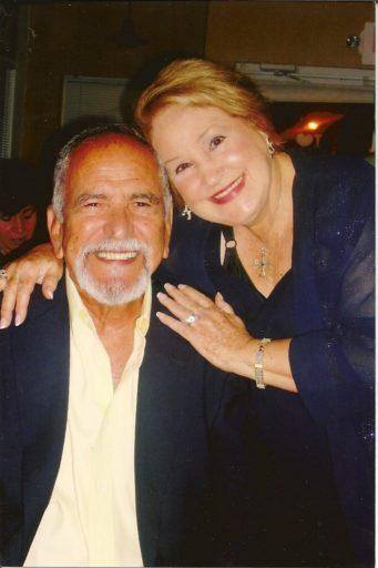Nina y Alberto / Foto: Cortesía de la entrevistada