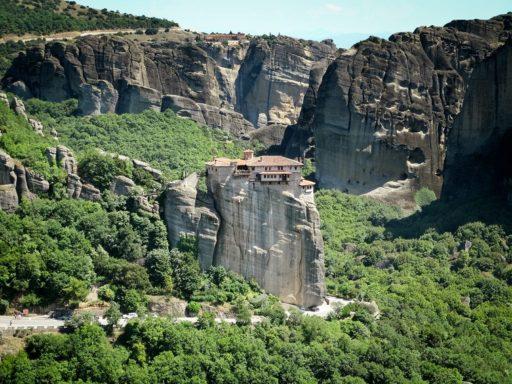 Monasterio Roussanou