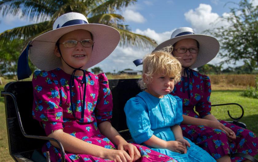 Dahian Cifuentes. Menonitas (Quintana Roo, México).