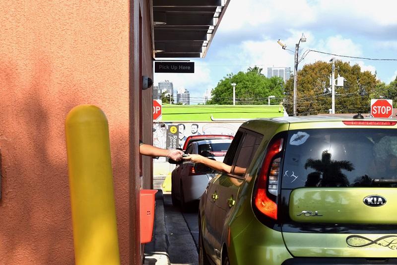 McDonalds en Miami / Foto: Cortesía de la autora