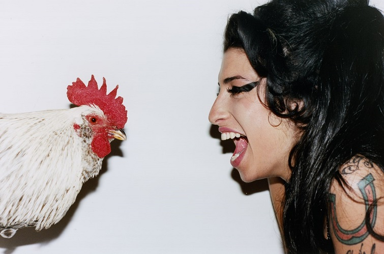 Amy Winehouse, 2007 / Foto: Terry Richardson