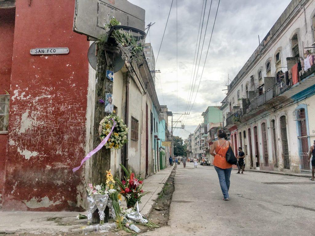 Altar de El Dany / Foto: El Estornudo