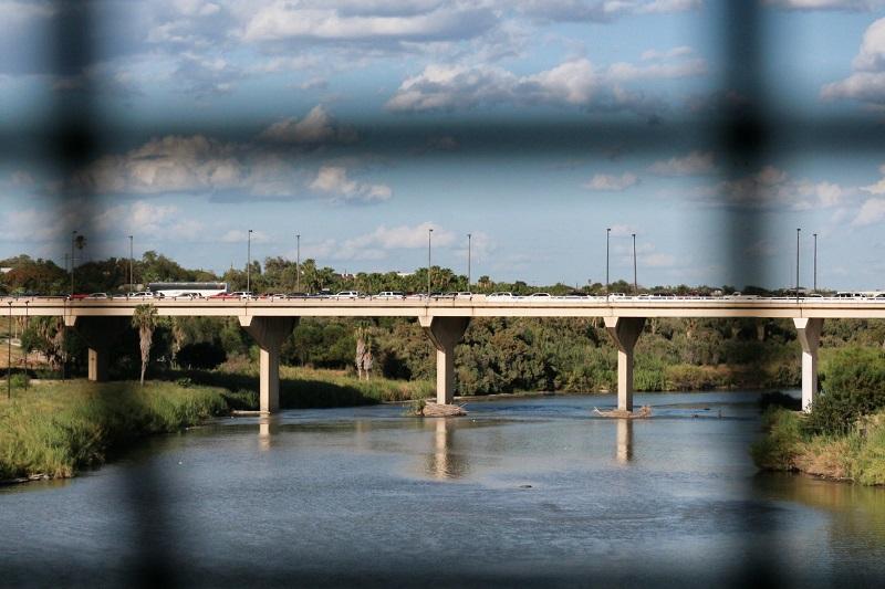 Río Bravo, Nuevo Laredo, México