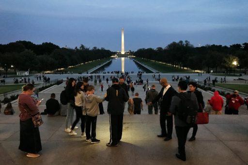 Vista desde el Lincoln Memorial / Foto: Cortesía de la autora