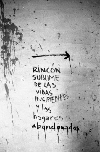 Rigoberto Oquendo. Rupestre.