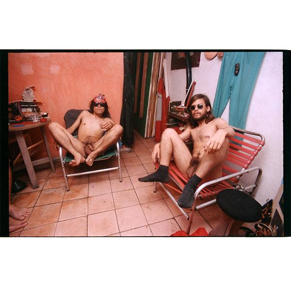 Hamlet Lavastida y Leandro Feal / Foto: Leandro Feal