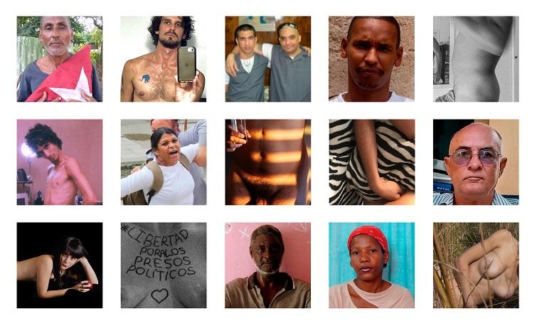 Cuerpos políticos, presos desnudos