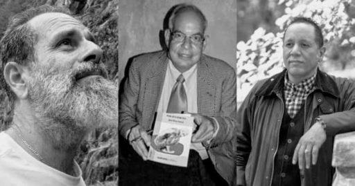 Rolando Prats, José Prats Sariol y José Manuel Prieto