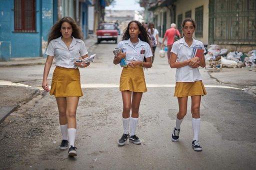 Estudiantes cubanas / Foto: El Estornudo