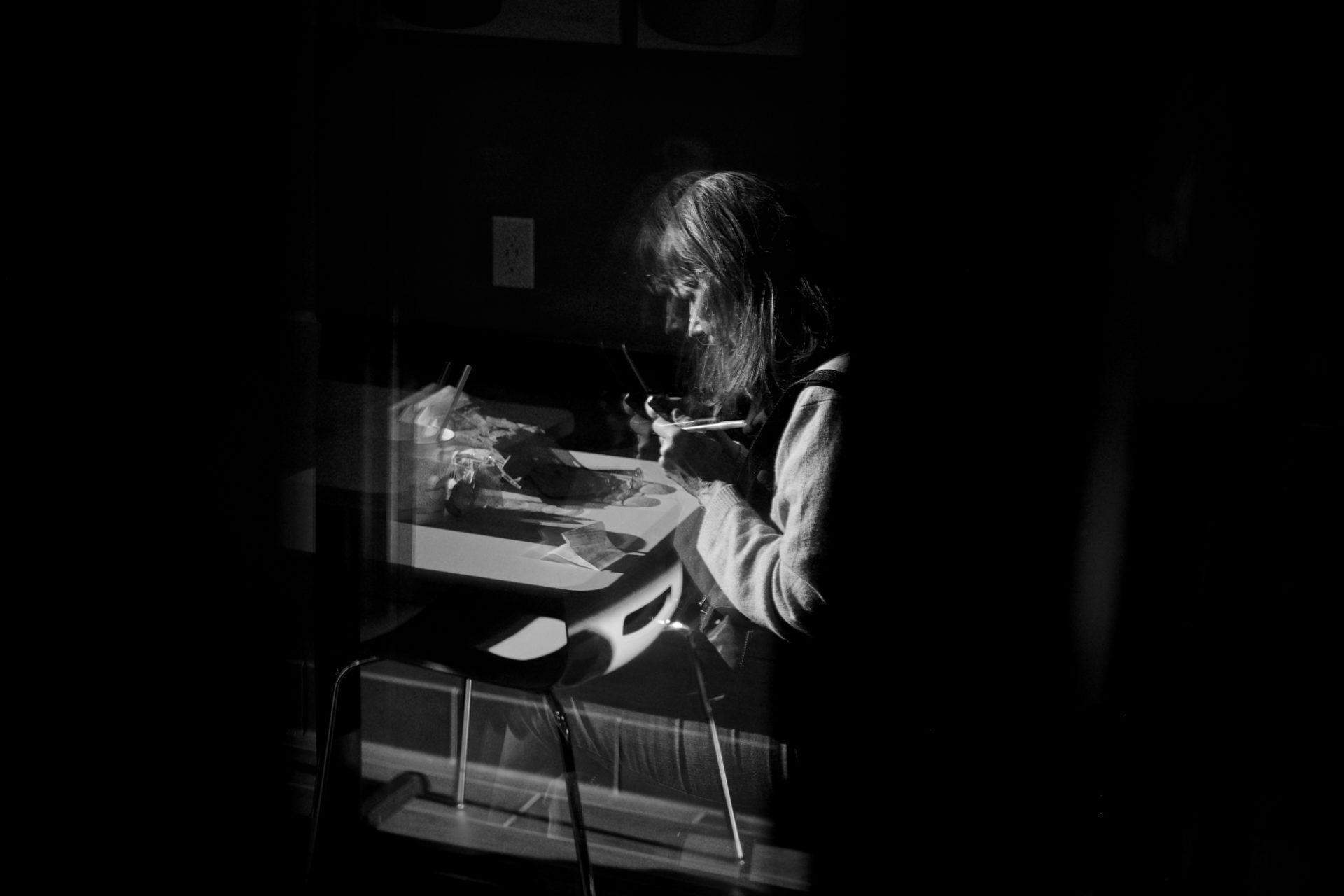 Ingeborg Portales. Entre soñadores y desconectados. First Vision.