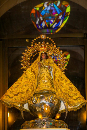 William Riera. Virgen de la Caridad del Cobre («Cachita»).