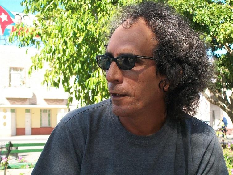 Atilio Caballero. Cienfuegos, 2013. Foto: Melissa C. Novo