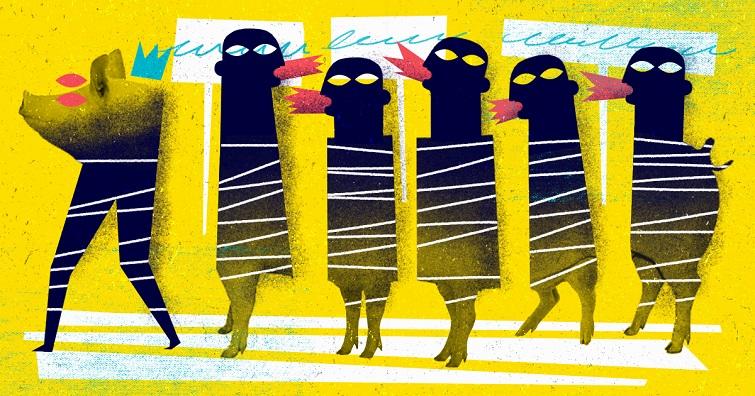 Ilustración: Rafael Alejandro