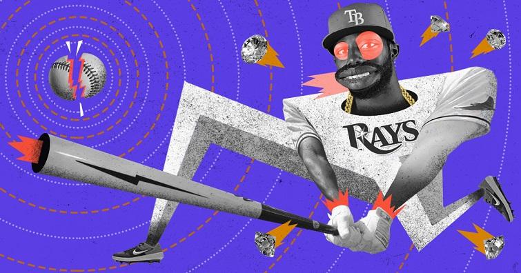 Randy Arozarena / Ilustración: Rafael Alejandro