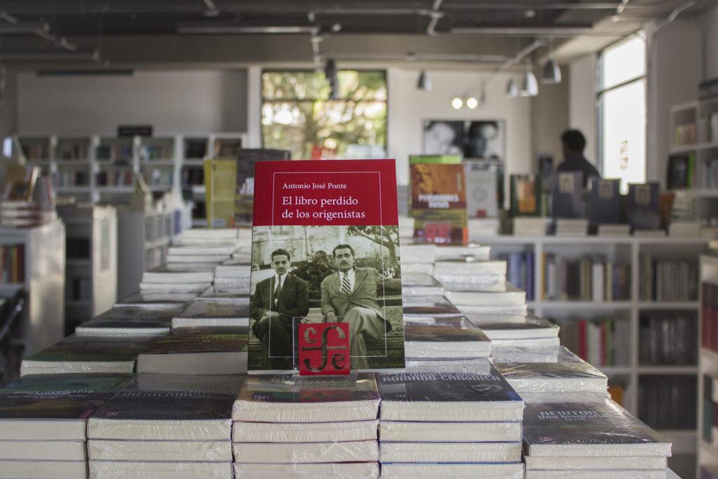 El libro perdido de los origenistas, de Antonio José Ponte. Rialta Ediciones / Foto: Cortesía del entrevistado