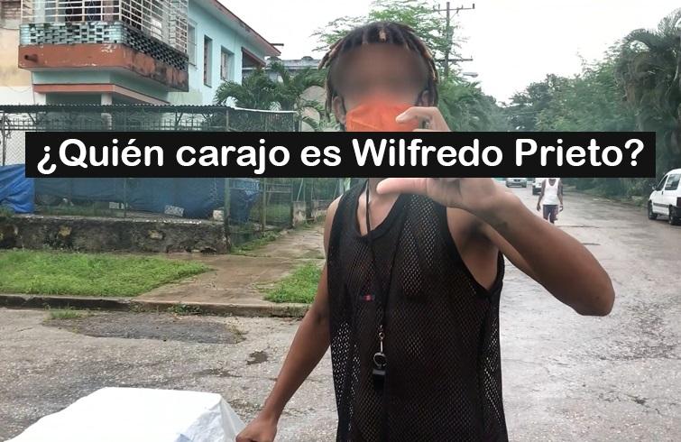 ¿Quién carajo es Wilfredo Prieto?