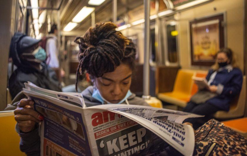 Arien Chang. Desajuste de noviembre en Nueva York.