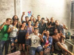 Miembros del Movimiento San Isidro