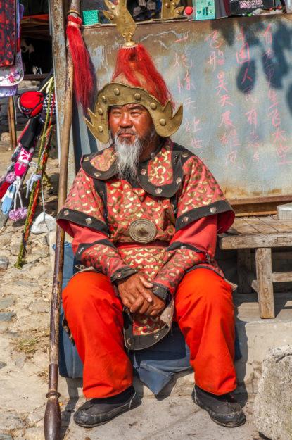 William Riera. Portfolio in Red (Beijing, China, 2012).