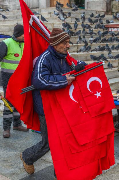 William Riera. Portfolio in Red (Estambul, Turquía, 2009).
