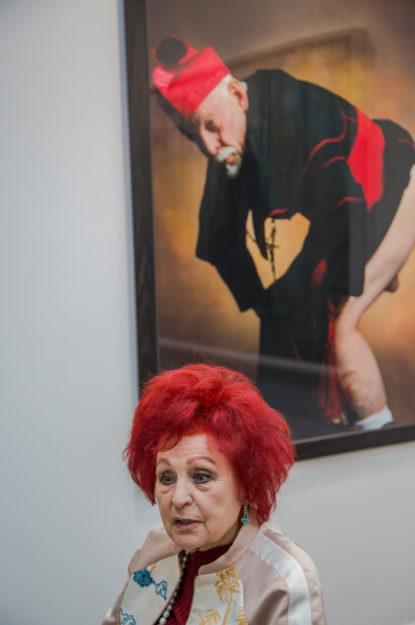 William Riera. Portfolio in Red.