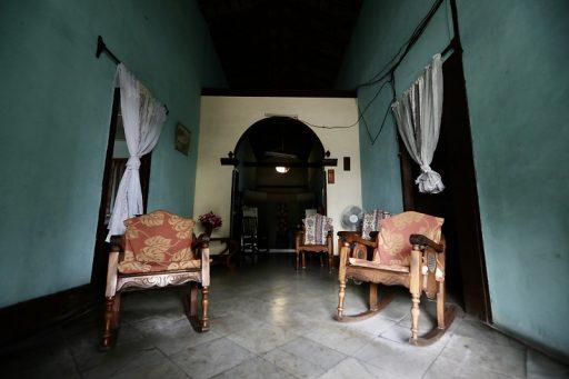 Casa de Línea Y 14 en el barrio de El Vedado en La Habana / Foto: Gabriel Guerra Bianchini