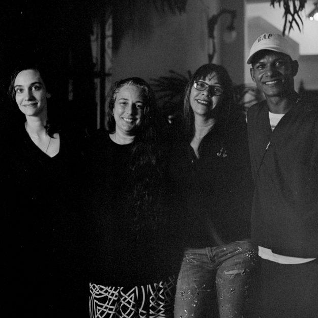 Anyelo Troya. De qué me van a hablar (Camila Lobón, Tania Bruguera, Iliana Hernández y Maykel Osorbo).