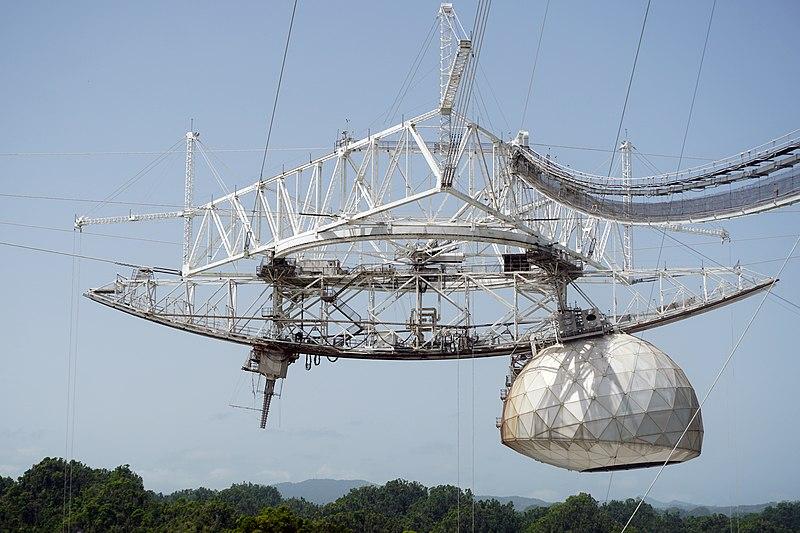 Radiotelescopio de Arecibo