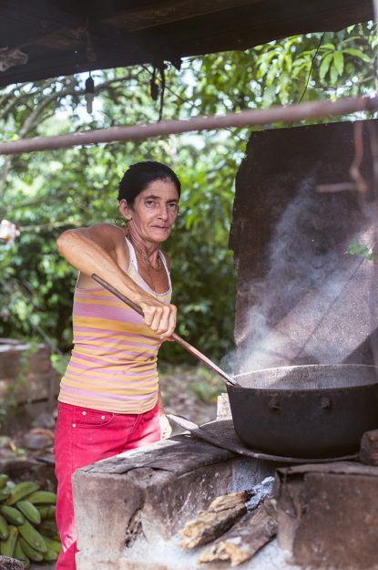 Jenny Sánchez Martínez. Tareas blandas (El Palmar).