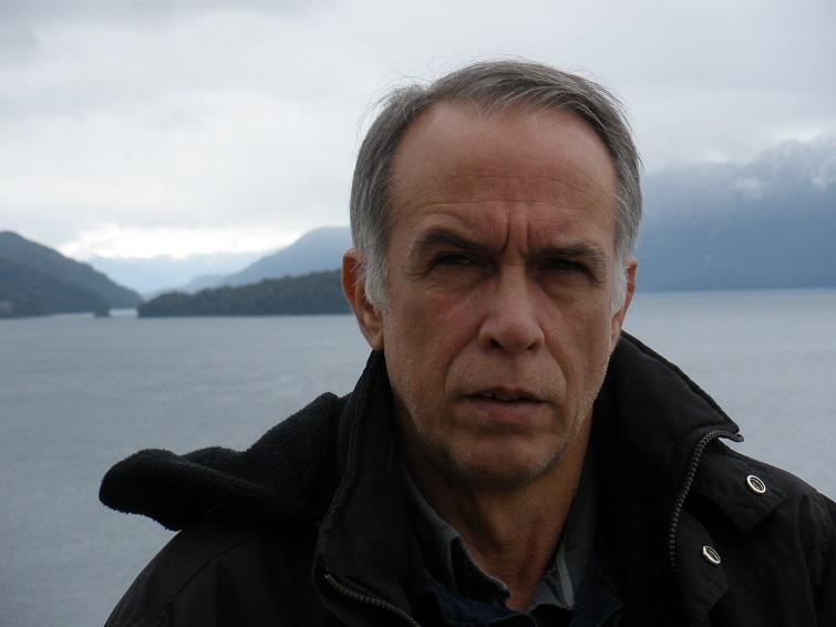 Jorge Luis Arcos. San Carlos de Bariloche, Argentina, 2014. Cortesía del entrevistado