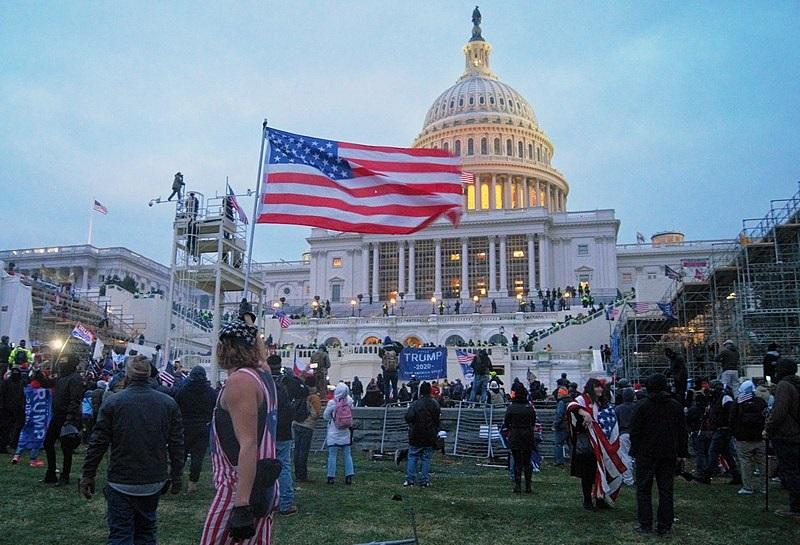 Asalto al Capitolio de EEUU / Foto: Wikipedia