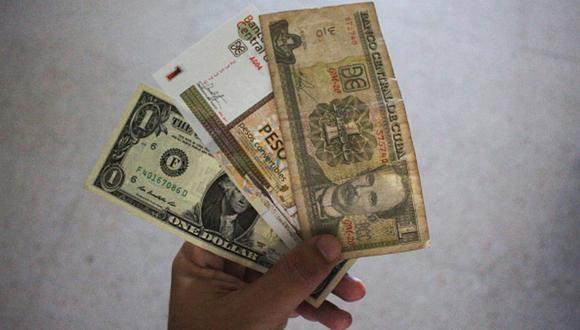 Monedas en Cuba