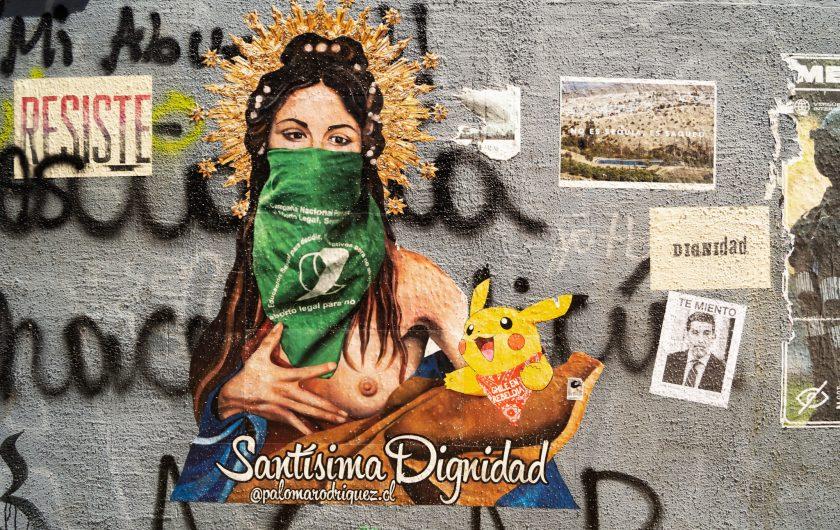 Ruber Osoria. Santiago de Chile.