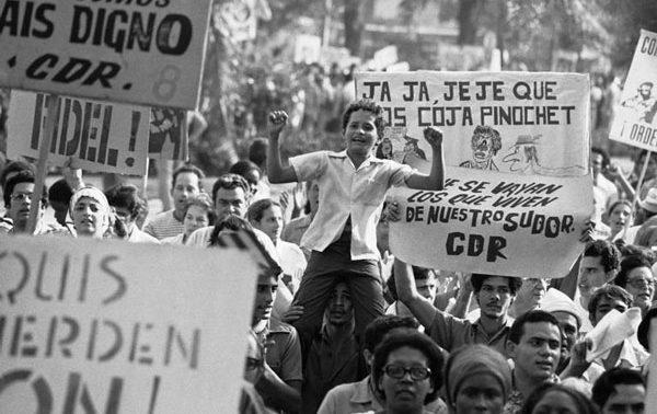 La Habana (Cuba), 1980/ Foto: AP
