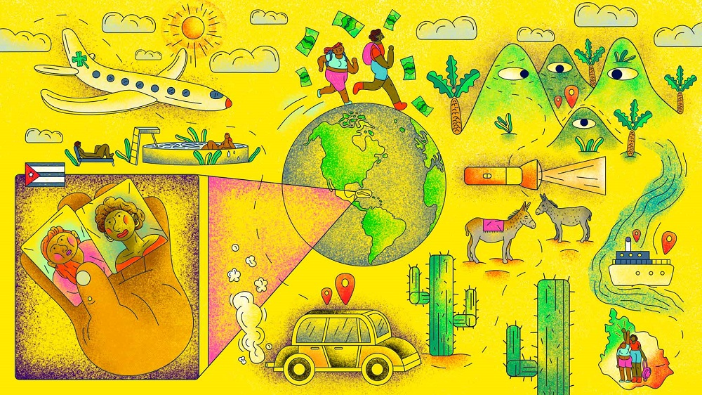 Ilustración: Victoria Rodríguez