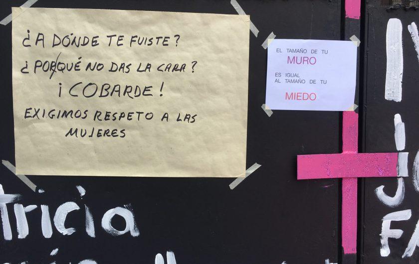 Ciudad de México, 8 de marzo de 2021 / Foto: Dario Alejandro Alemán