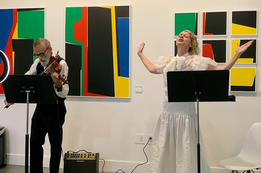 Rosie Inguanzo y Alfredo Triff