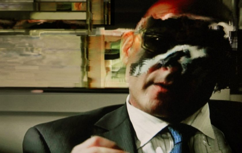 Juan-Sí González. Alterations: Mental Models. «The Skunk Man».