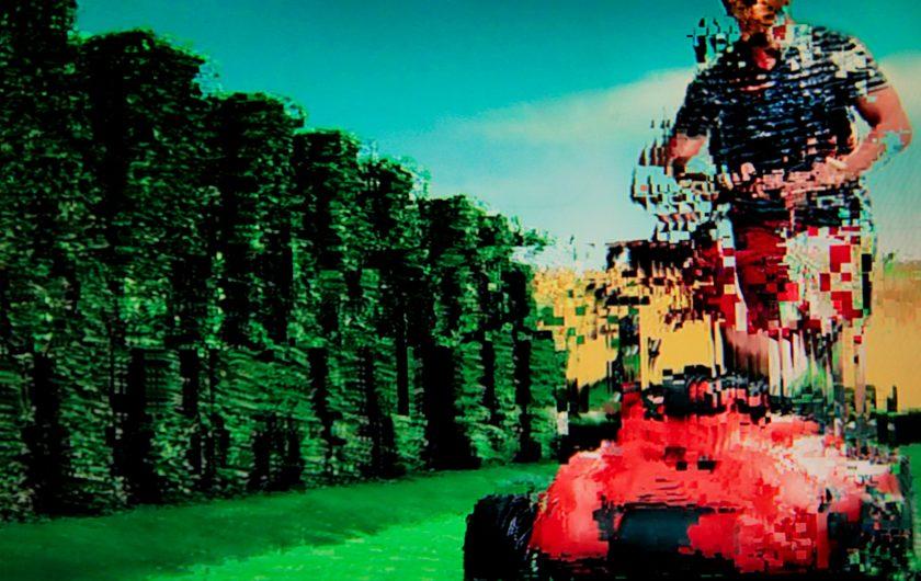 Juan-Sí González. Alterations: Mental Models. «The Lawn Mower».