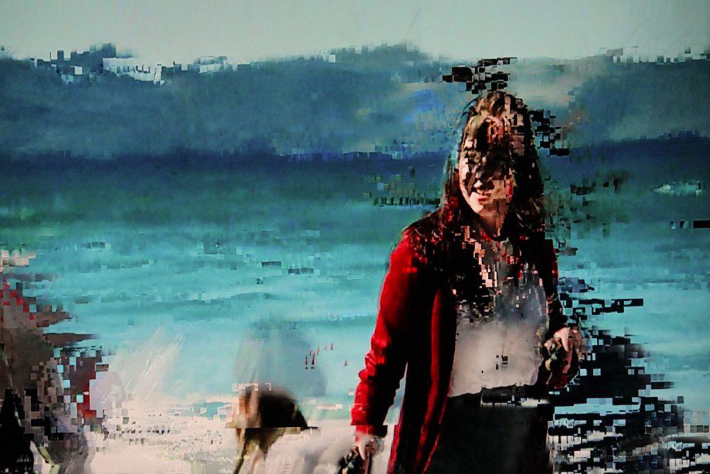 Juan-Sí González. Alterations: Mental Models. «Her and the Ocean».