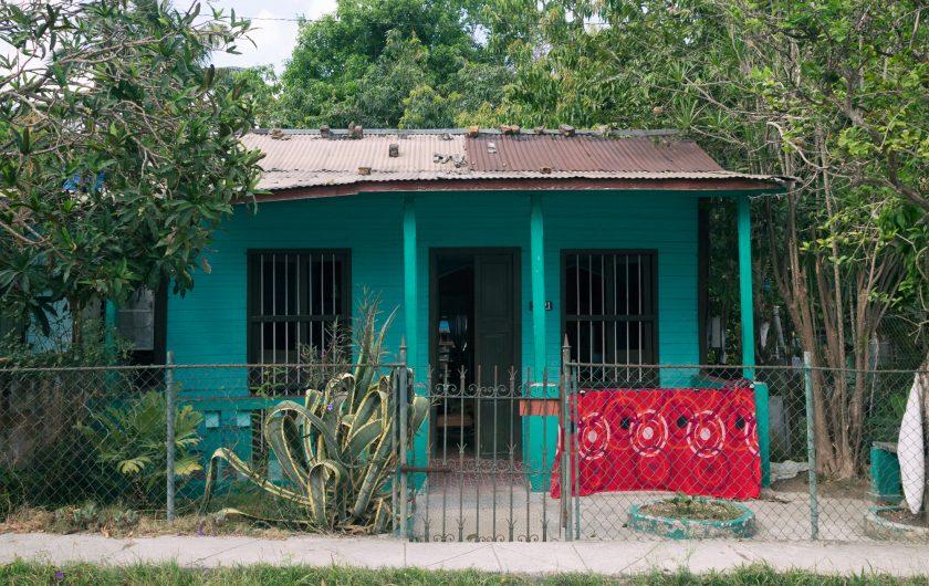 Evelyn Sosa. Casas de San Francisco de Paula (La Habana).