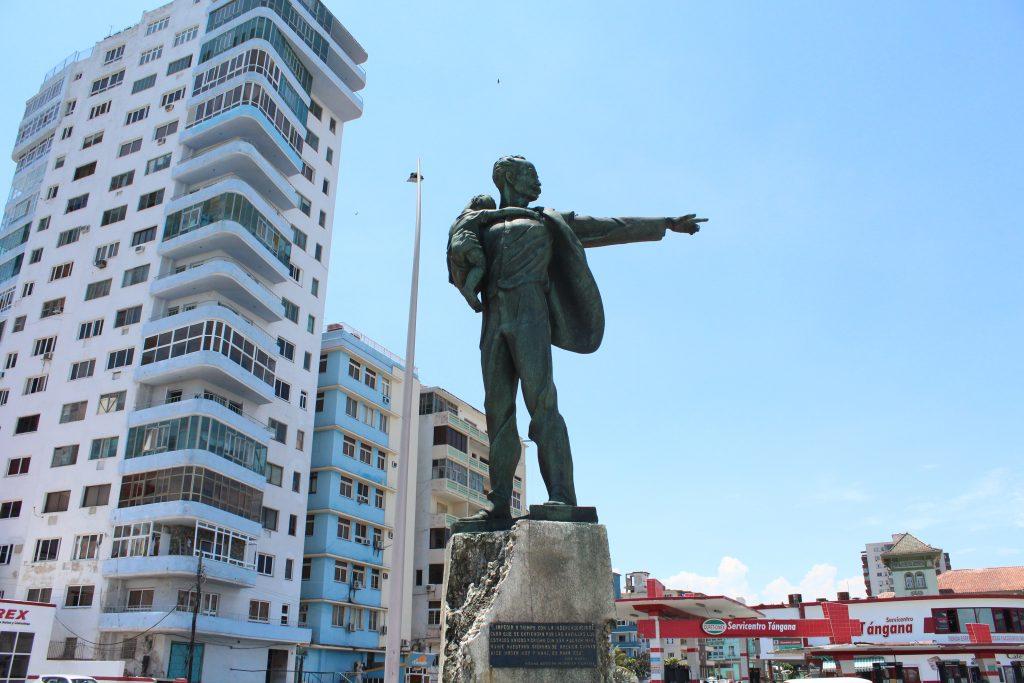 Estatua de José Martí. La Habana / Foto: Jesús Adonis Martínez