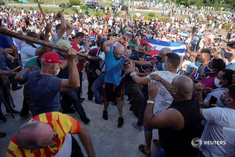 11 de julio en Cuba