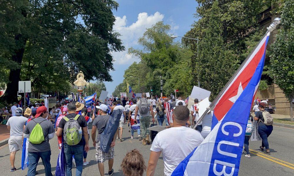 Washington DC, julio de 2021 / Foto: LeAnne Russell