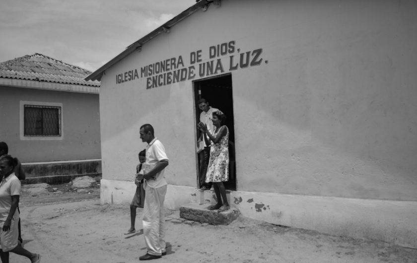 Linda Esperanza Aragón. Caribe colombiano.